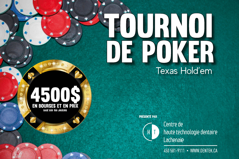 Photo Tournoi de poker - 25 octobre 2019