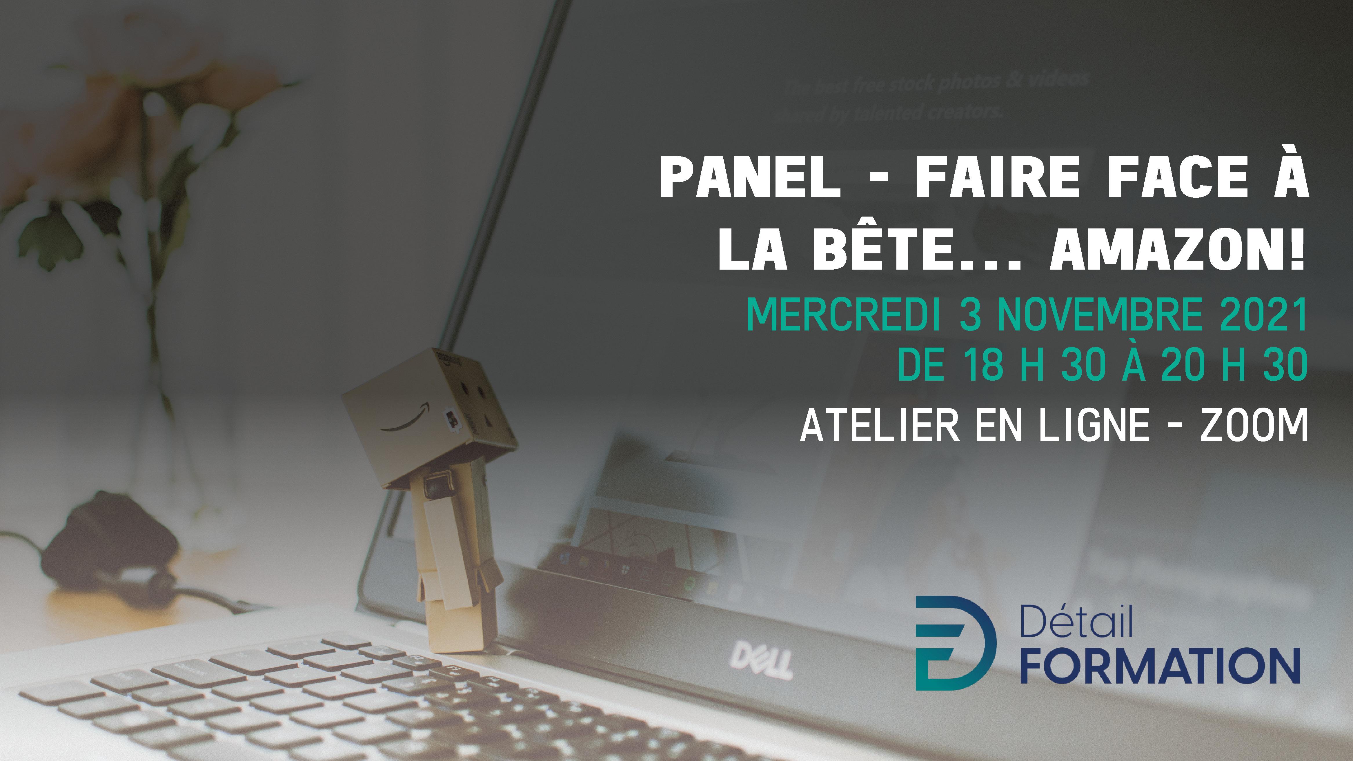 Photo Atelier DF - Faire face à la bête... Amazon